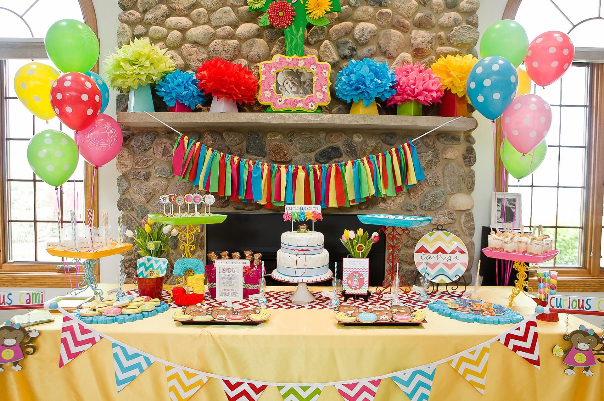 Birthday Party Planner Udaipur Balloon Decoration Sound