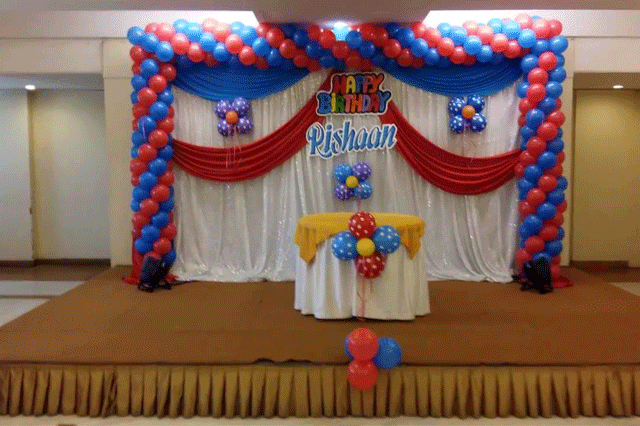 Balloon Decoration Birthday Party Planner In Udaipur